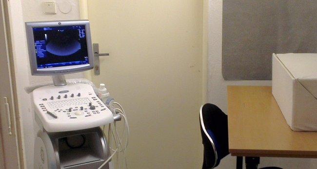 Ultrasonografický přístroj Logiq P3 Expert