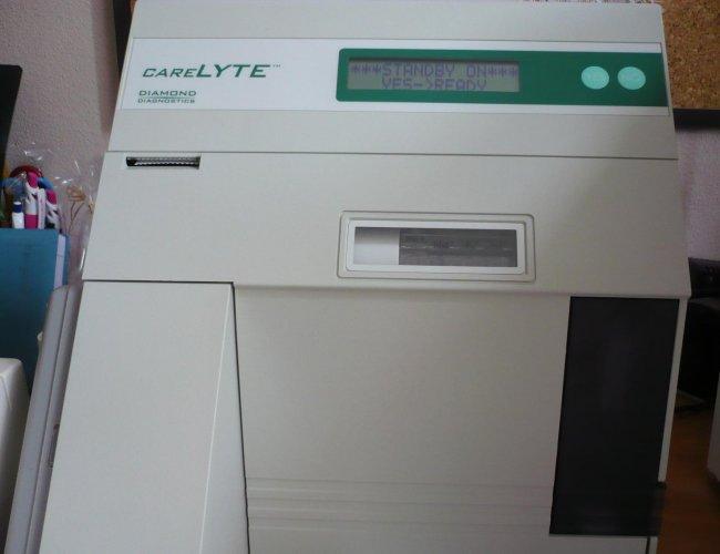 Iontový analyzátor ISE CareLyte